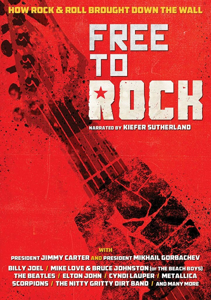 Free to Rock Film Poster