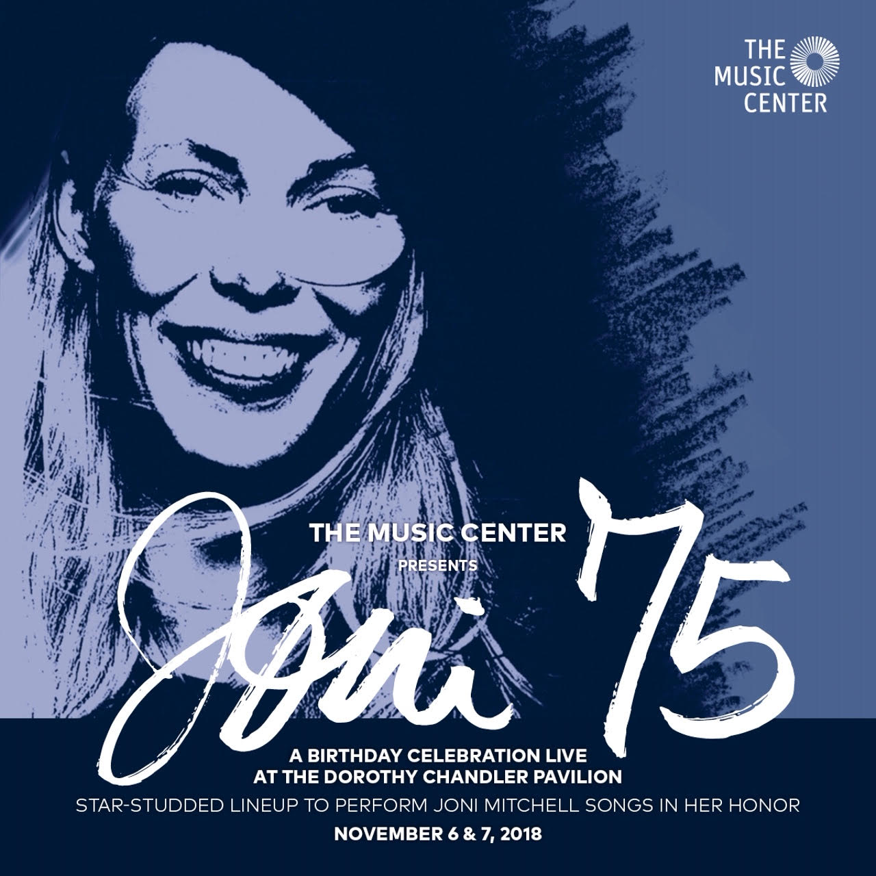 Joni Mitchell 75 PBS