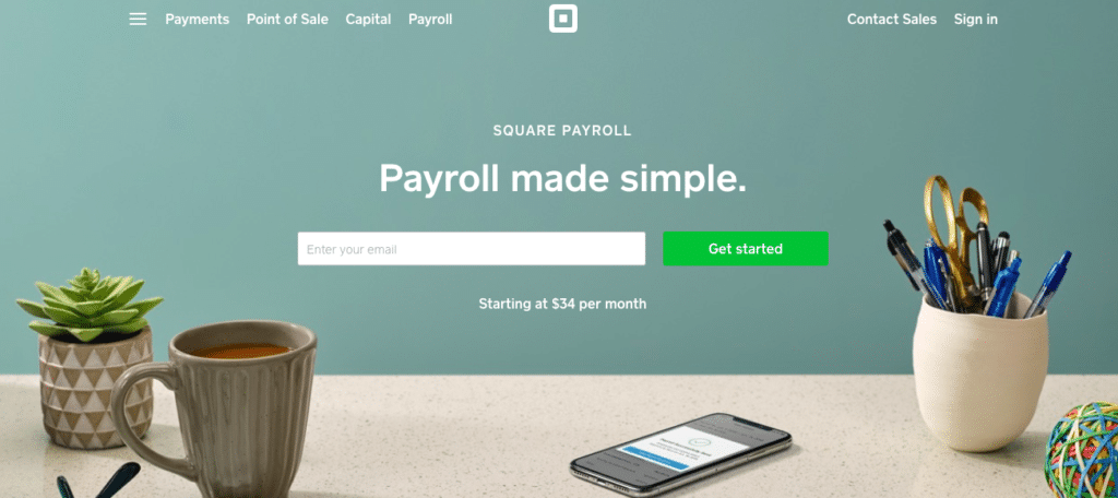 Square Payroll Services Review 2021 3