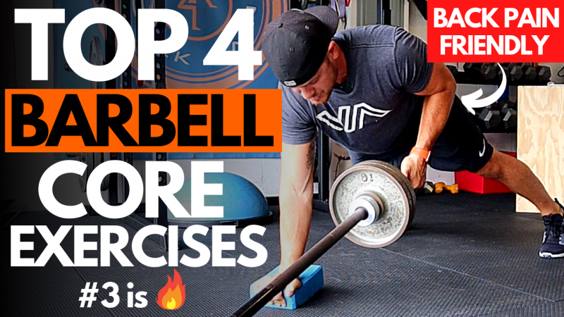 best barbell core exercises,Best Barbell Core Exercises - 4 of the best barbell core exercises safe for low back pain,barbell core exercises,core exercises,barbell core rollout,barbell core rotation,best barbell exercises,barbell,core,barbell ab exercises,barbell ab rollout,barbell ab wheel,barbell ab workout,barbell workout,best ab exercises,best ab workout,core training for lower back pain,core workout,ab exercises,abs exercises,weighted ab exercises