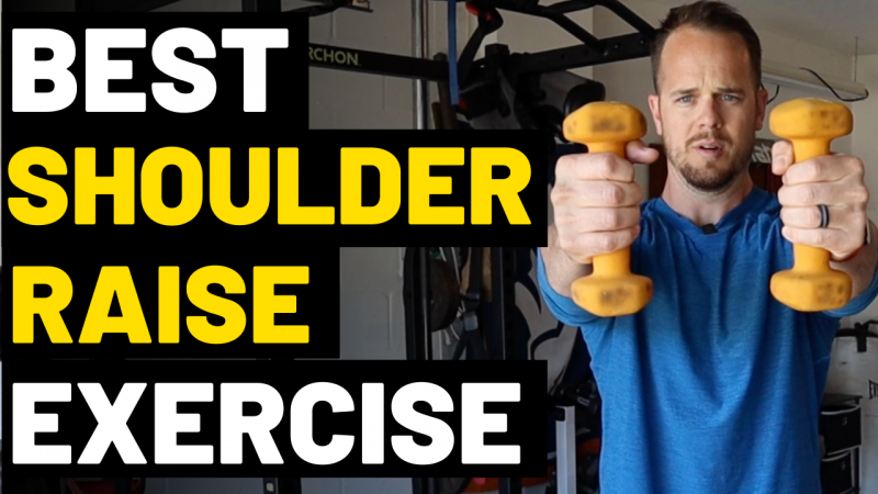 Dumbbell Lateral Raise Exercise You Should Be Doing