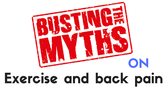 Busting common myths in the back pain industry