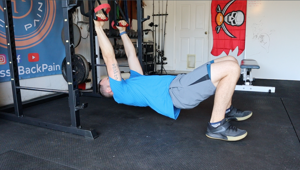 lower body suspension training