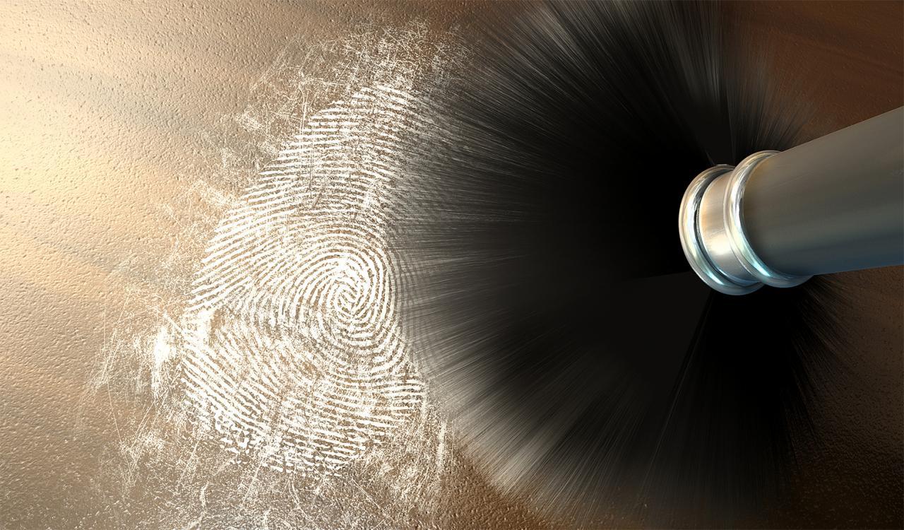 fingerprintPowder