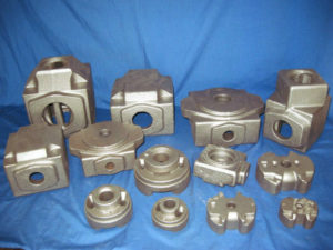 gray iron castings