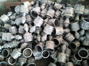 cast iron ornamental parts