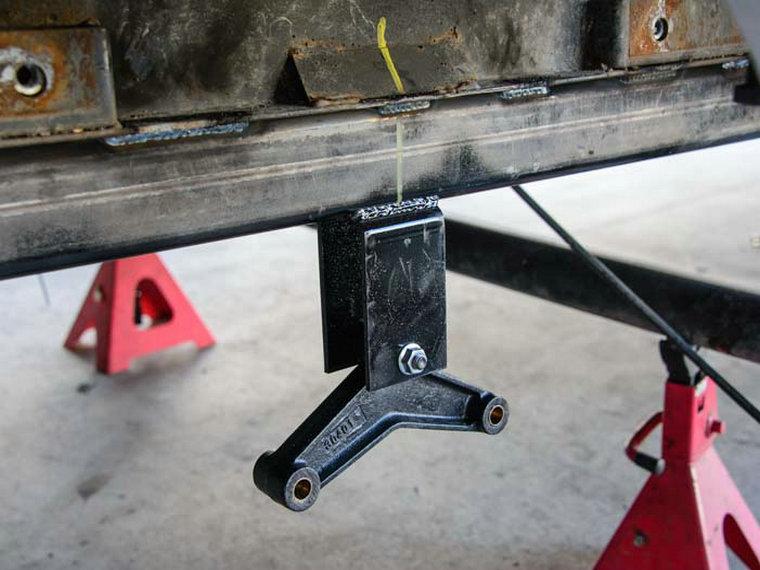 trailer tandem axle equalizer