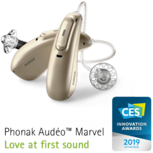 Phonak Marvel Affordable Hearing Aids