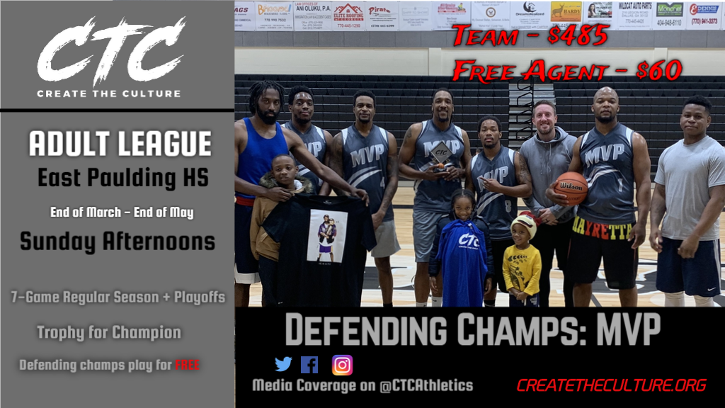 CTC Adult League Season 2