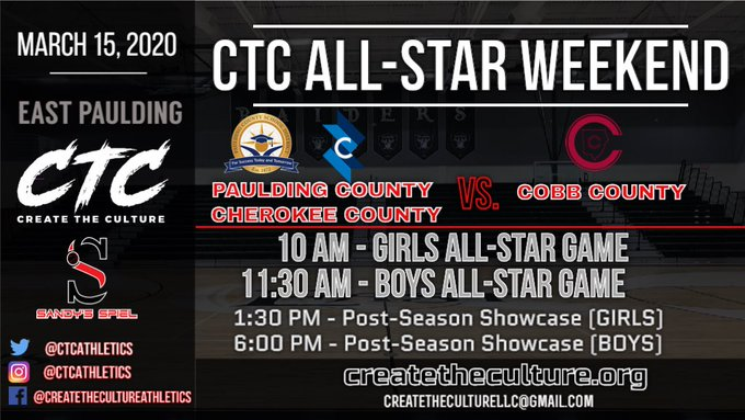2020 CTC All-Star Weekend