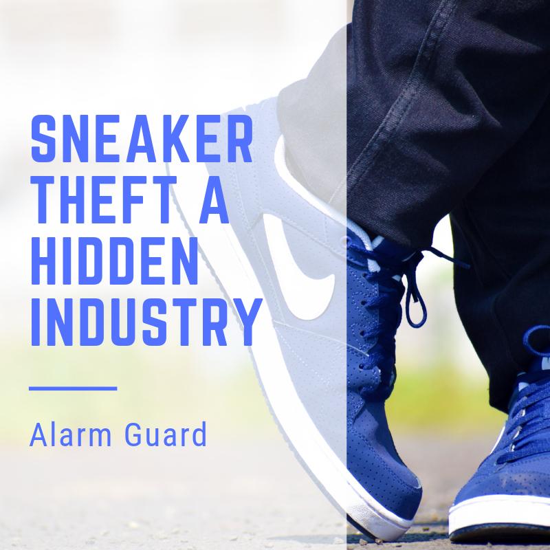 Sneaker Theft: A Hidden Industry