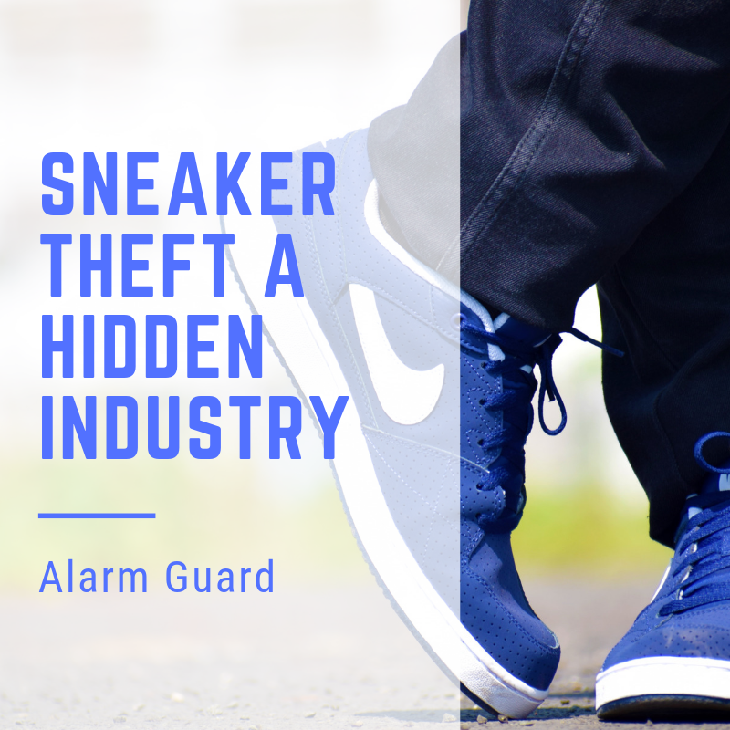 Sneaker Theft: A Hidden Industry