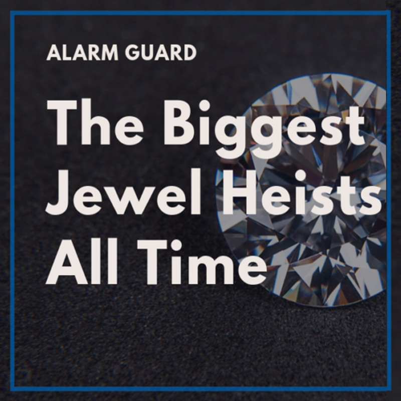 The Biggest Jewel Heists of All Time