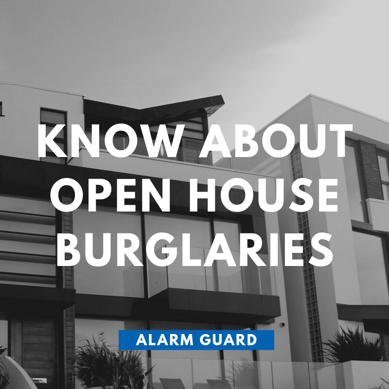 Selling your Home? You Need to Know About Open House Burglaries