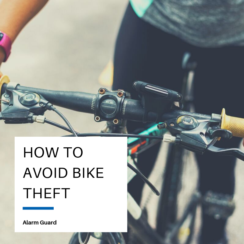How to Avoid Bike Theft