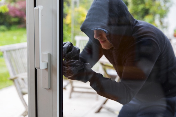 Is Your Home At Risk For Burglary Or Vandalism?