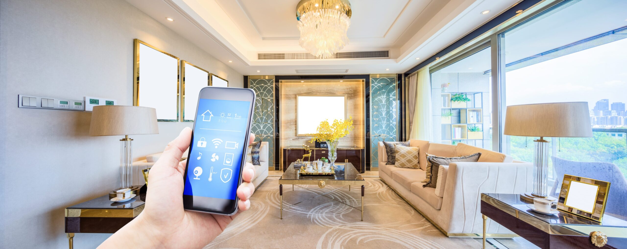 Security Is A Lifestyle - Smart Home Automation System