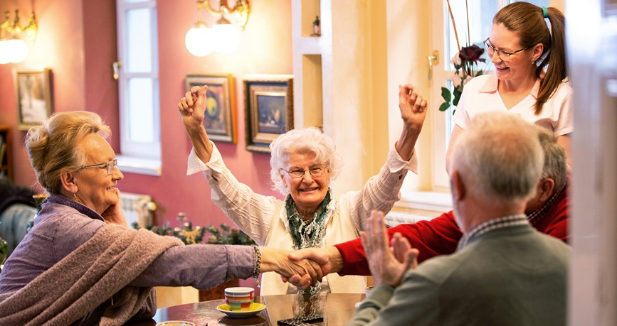 Allow Elderly Their Independent Living