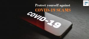 Alarm Guard Security Says Protect Yourself From Covid19 Scams