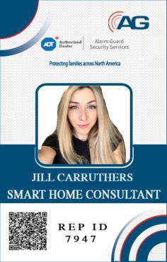 Jill Carruthers