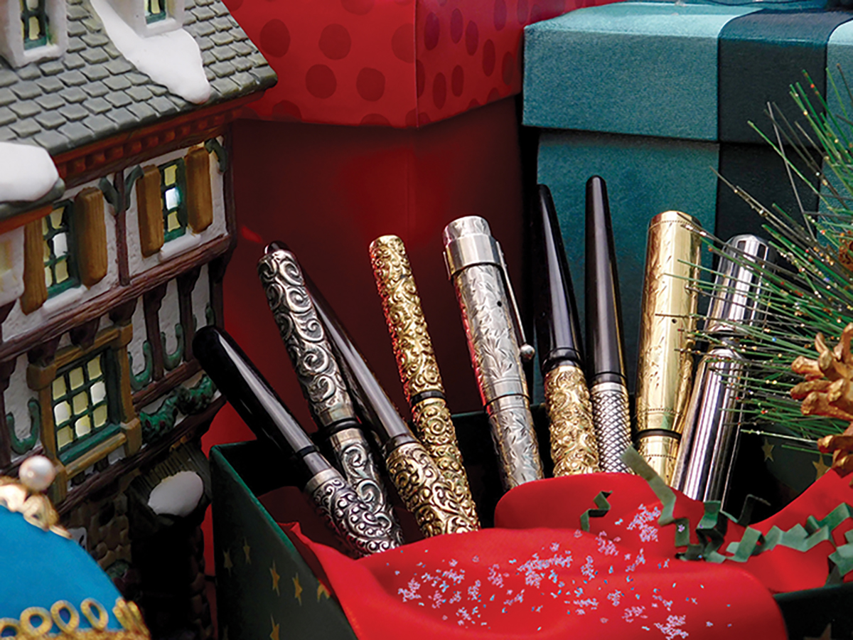 1 Holiday Gift Pens Gal7