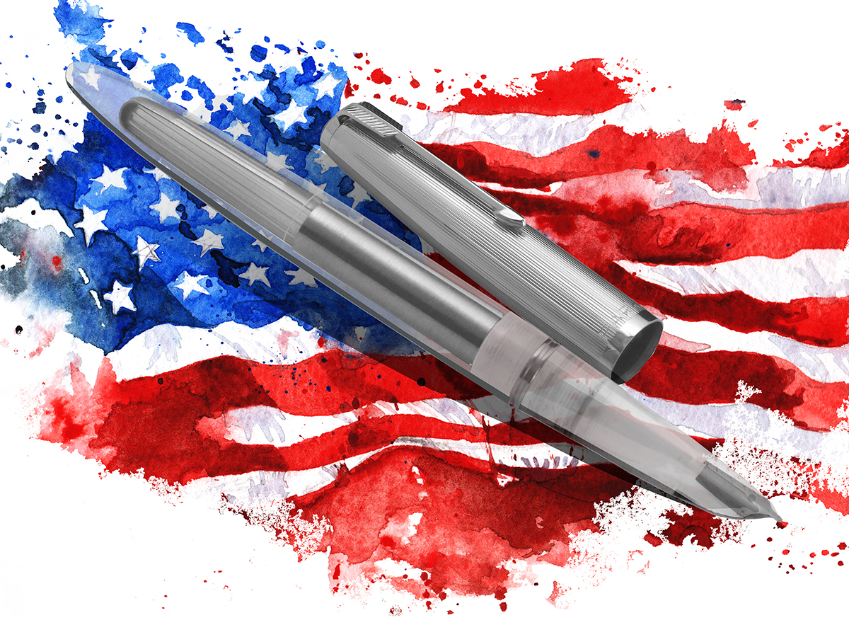 Parker 51 Demonstrator Prototype 4th of July lo res CFP©