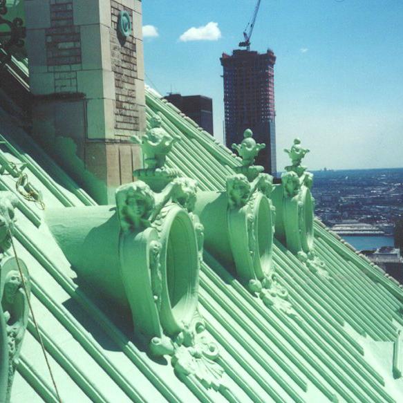 seamless roof repair vancouver