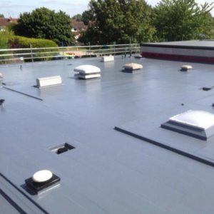 built up insulated - seamless roofing membrane vancouver - seamless roofing vancouver - roof waterproofing