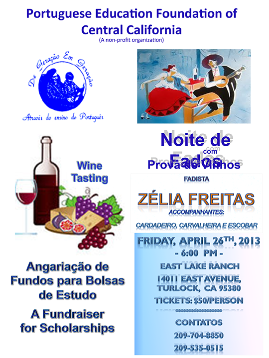 PEFCC Wine Tasting Fundraiser for Scholarships