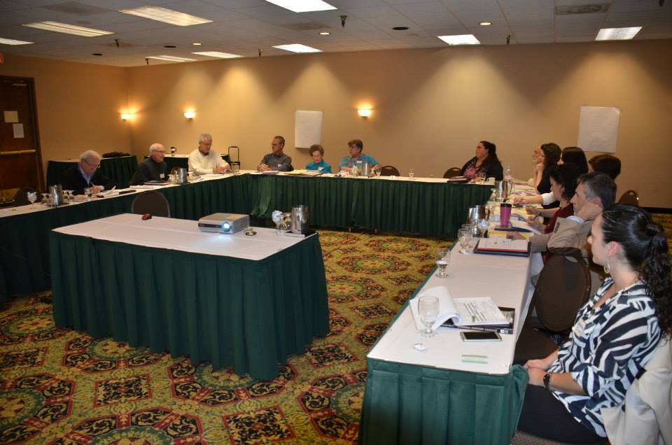 PHPC board meeting January 2014