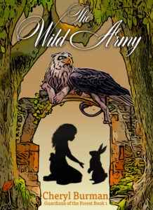 Book One cover The Wild Army
