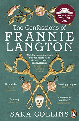 Cover The Confessions of Frannie Langton