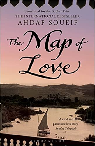 Cover The Map of Love