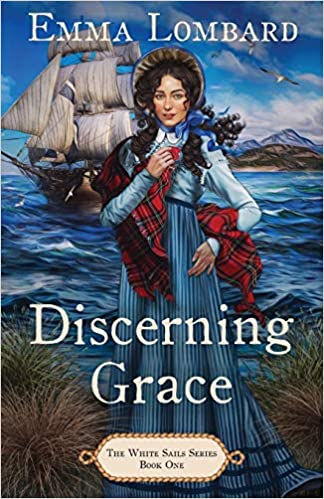 Cover Discerning Grace