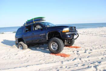 Escaper Buddy in Sand