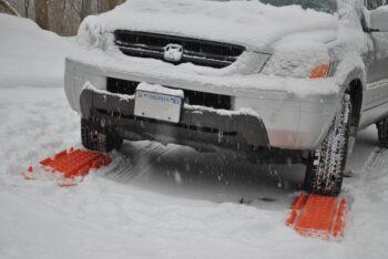 Escaper Buddy in Snow