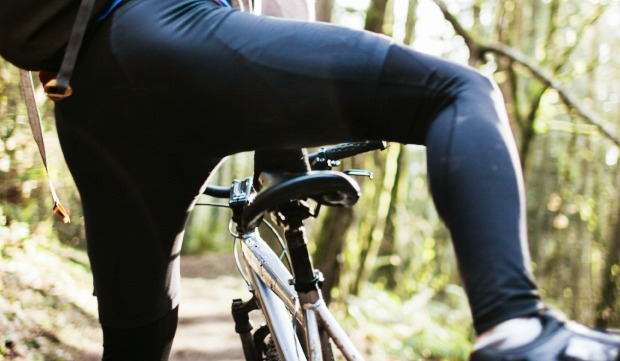 Cycling Private Parts