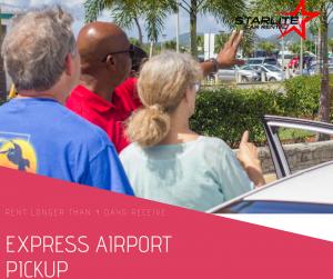 Starlite St. Maarten Car Rental service