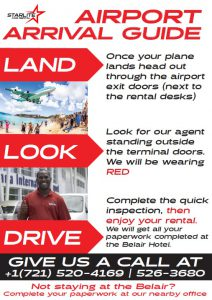 Starlite St. Maarten Car Rental deals