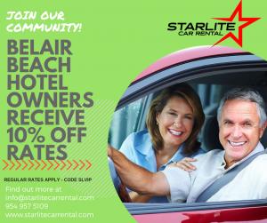 Starlite St. Maarten Car Rental deals
