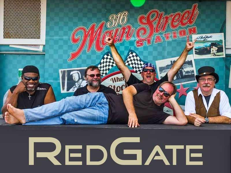 redgate southern classic rock band main street station daytona biketoberfest