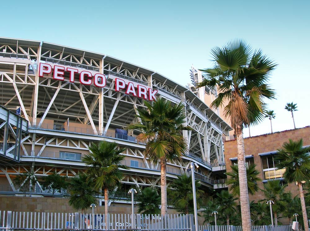 Petco Park, the stunning home of the San Diego Padres, is 3.9 miles from bed and breakfast.