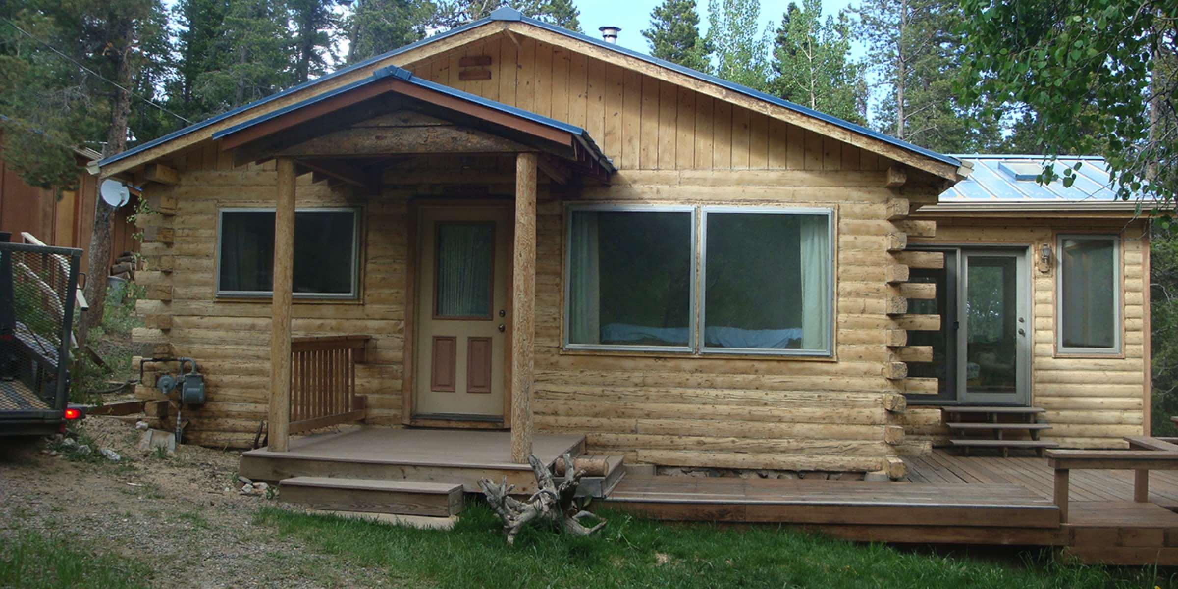 Home Restoration Outside After