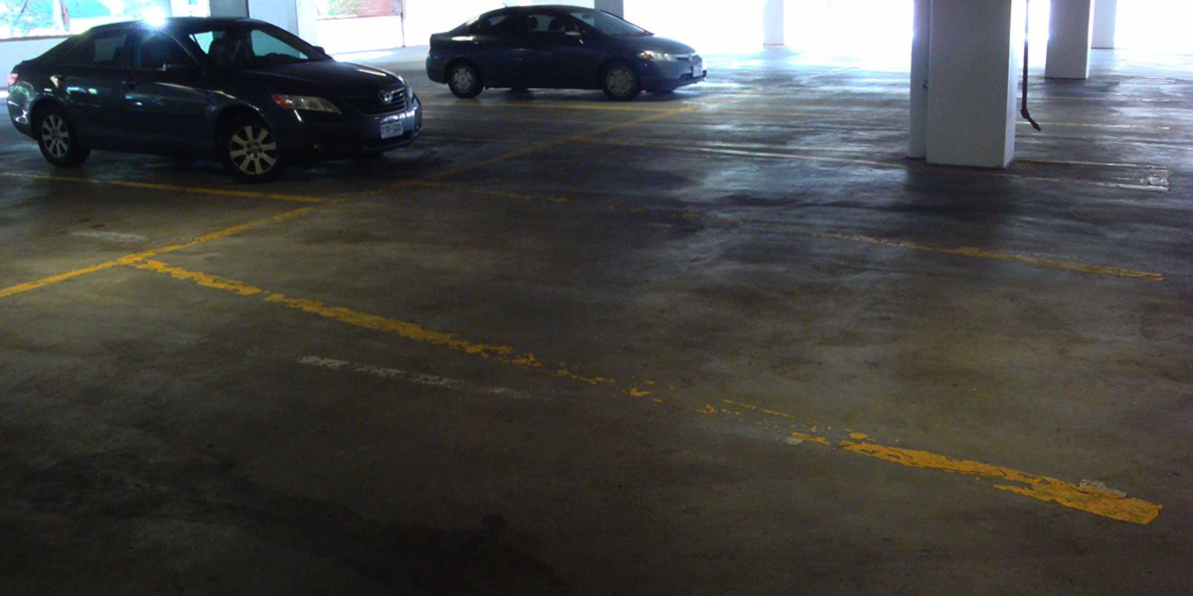 Parking Sweeping