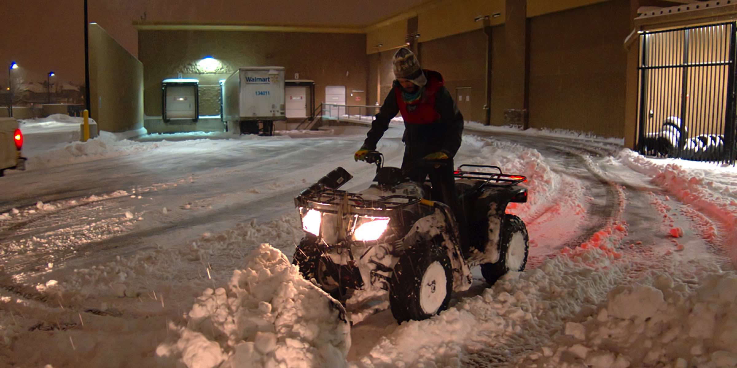 Snow Removal for Businesses