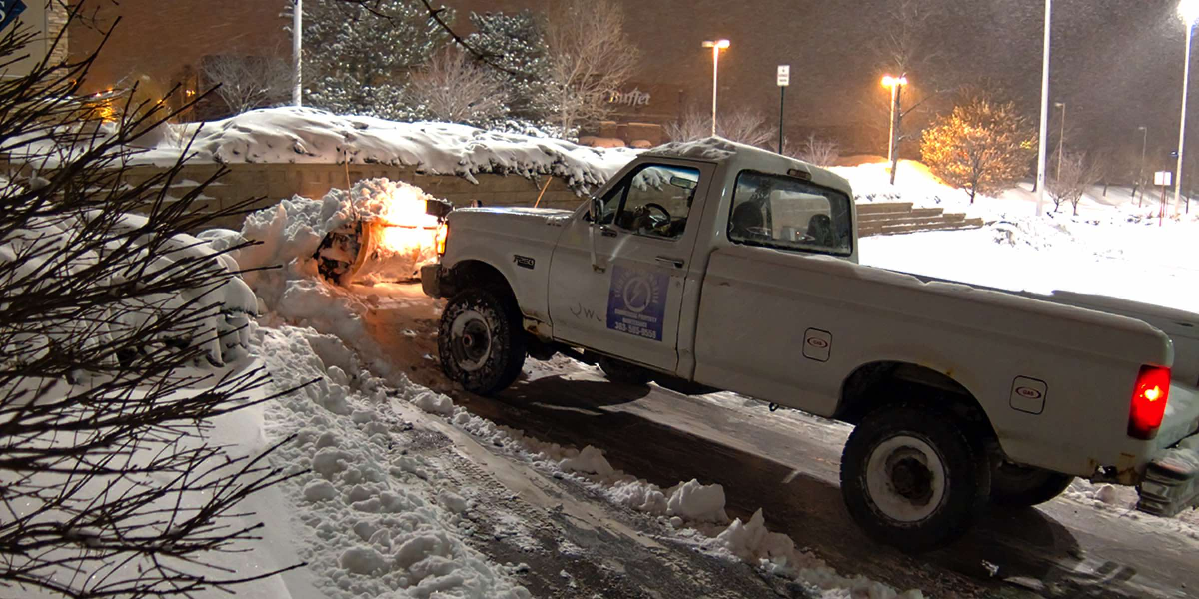 Lightning Mobile Services Snow Removal