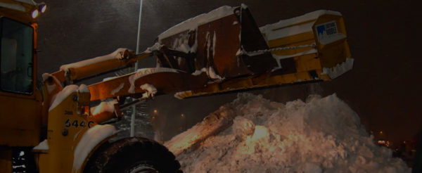 Lightning Mobile Services Snow Removal Services