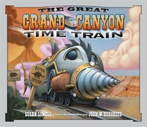 Great Grand Canyon Time Train