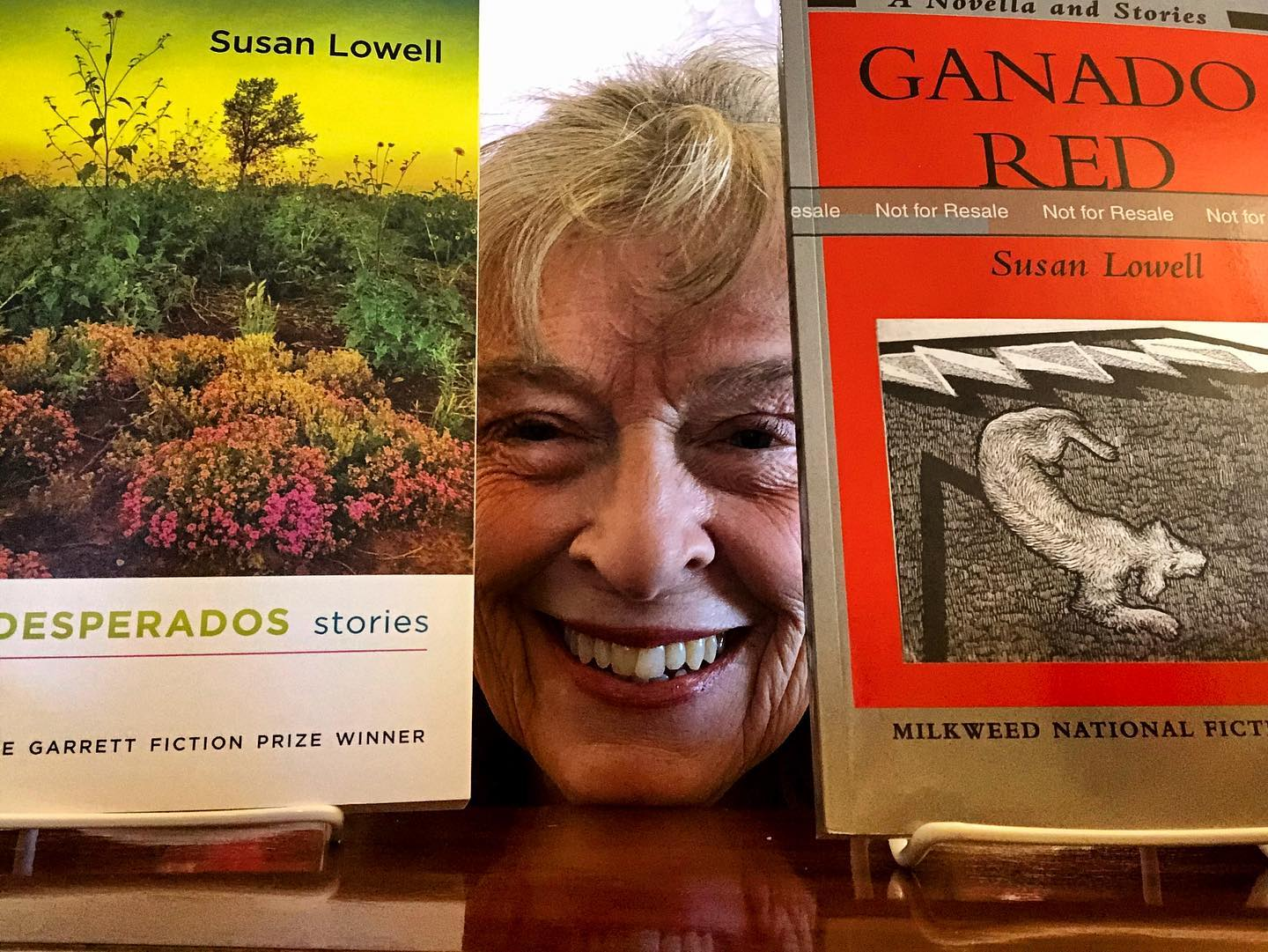 Susan Lowell Books