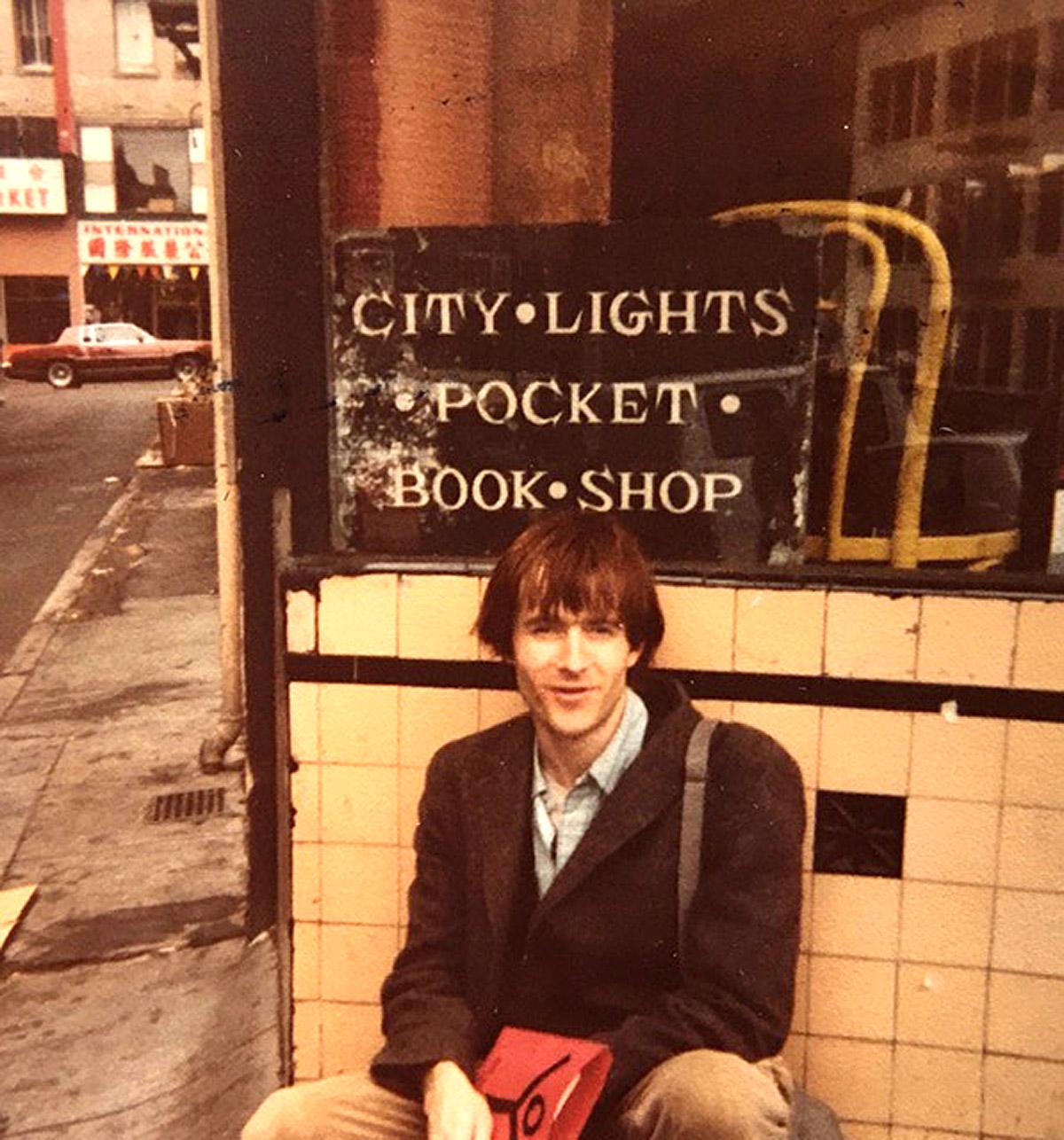 Simon Pettet at City Lights